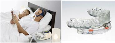 ▲ CPAP을 이용한 수면과 MRS의 한 종류