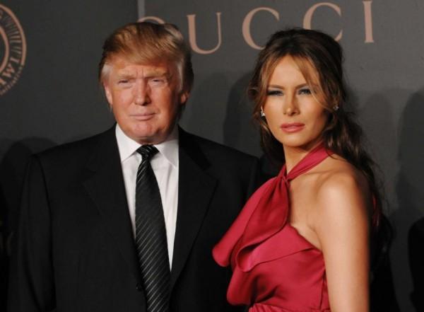 ▲ 왝스와 비슷한 의미로 이러한 여인들을 트로피 와이프(trophy wife; 필자 주: 성공한 중장년 남성의 젊고 매력적인 아내를 지칭)라고 부르기도 한다. 미국대통령 트럼프의 아내 멜라니아도 대표적인 트로피 와이프이다.