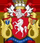 켄트 주 문장 coat of arms